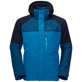 Jack Wolfskin Steting Peak Jack Heren, blue pacific